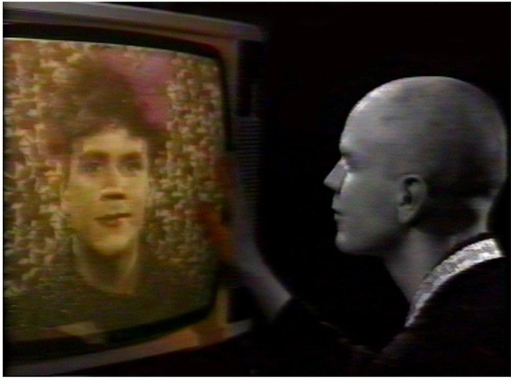 Bjørn Melhus: Das Zauberglas, Video Still, 1991