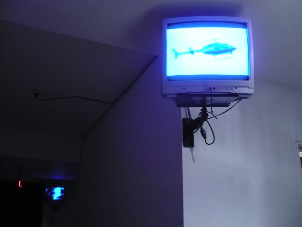 Policia, Installation View, Roebling Hall, 2007