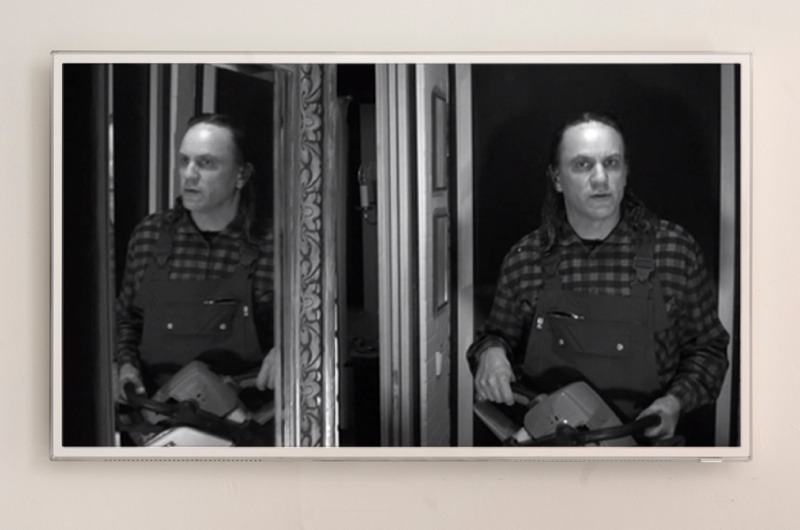 Bjørn Melhus: Das Badezimmer, Installation View at WEST Den Haag, NL